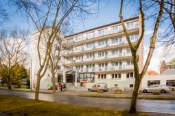 SWINEMUENDE KURHOTEL-SOBOTKA